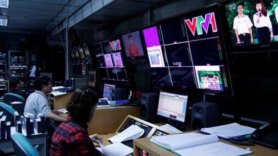 VTV va VOV phai thanh lap doanh nghiep truyen dan phat song